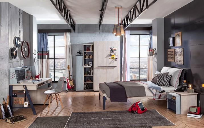 Construye un dormitorio temático con los muebles infantiles Cilek ...