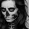 Tendencias de maquillaje usadas durante Halloween